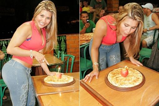 obrigado mulher maçã, é muita gostosura da sua parte!